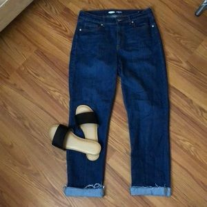 Old Navy power jean size: 8